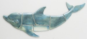 Handcrafted Dolphins small